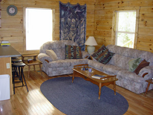 North Carolina Vacation Cabin Rental