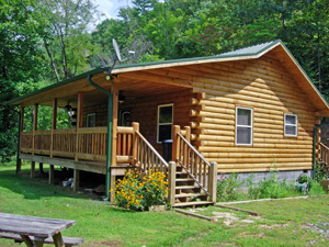 Smoky Mountain Cherokee NC Cabin Rental